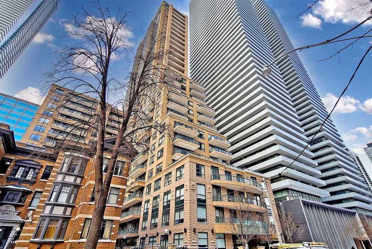 35 Hayden St Toronto AGENT ON DUTY