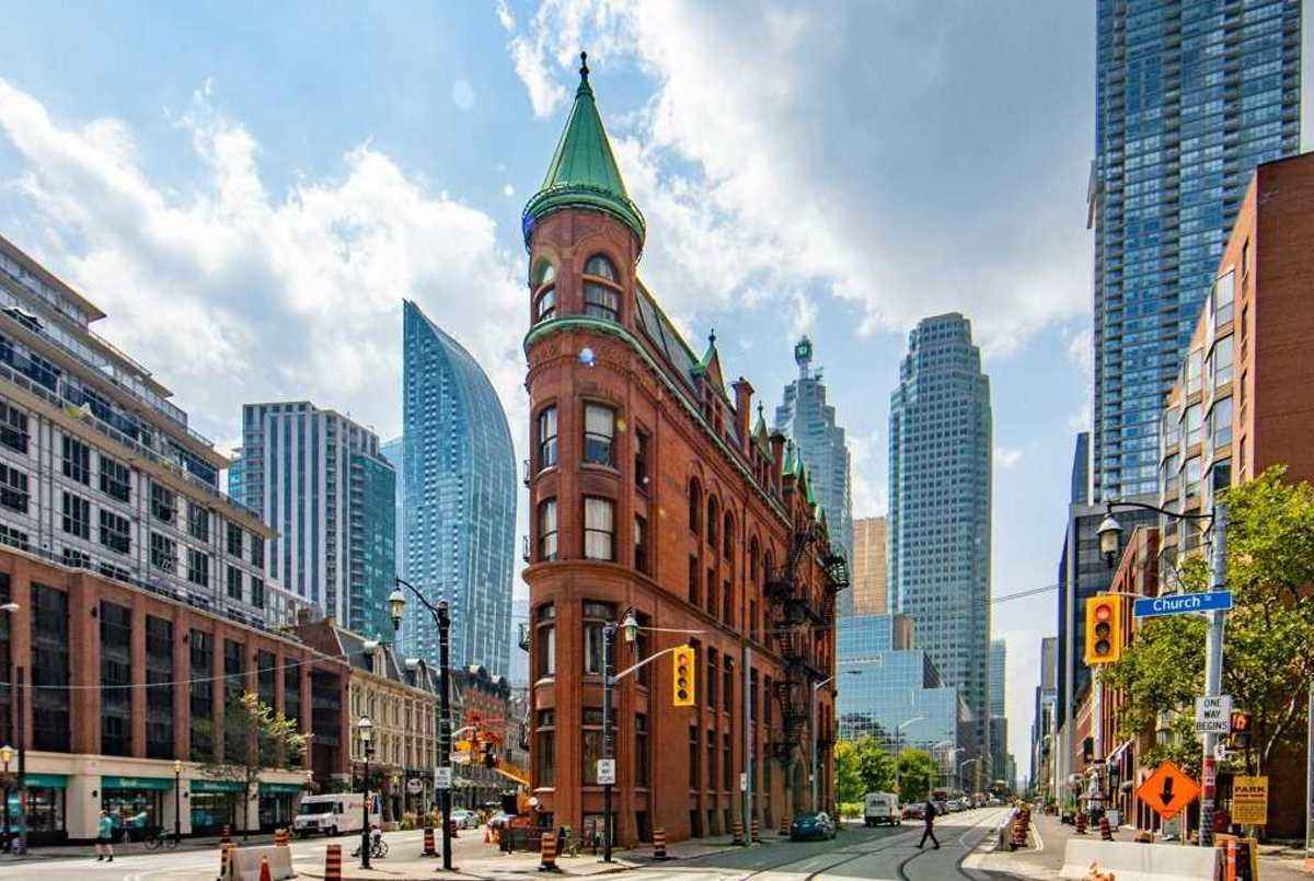 35 Church St Toronto AGENT ON DUTY