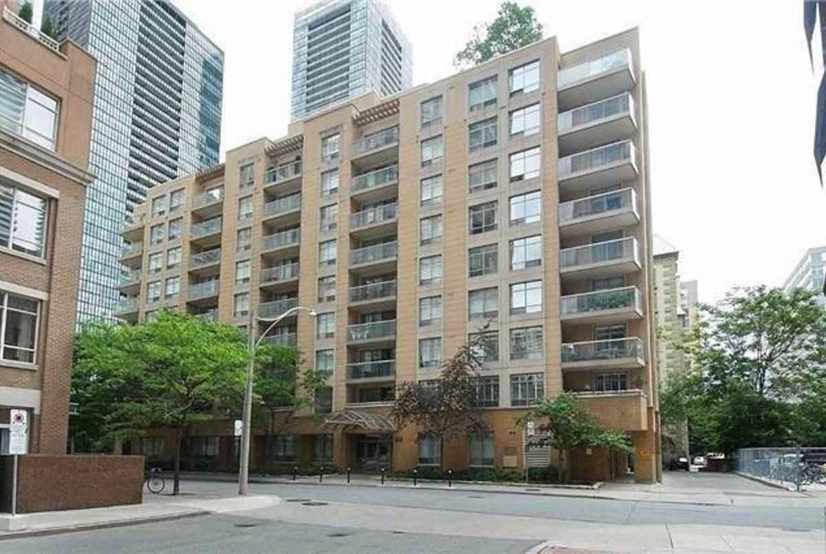 99 Hayden St Toronto AGENT ON DUTY