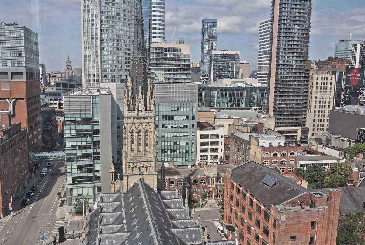 60 Shuter St Toronto AGENT ON DUTY