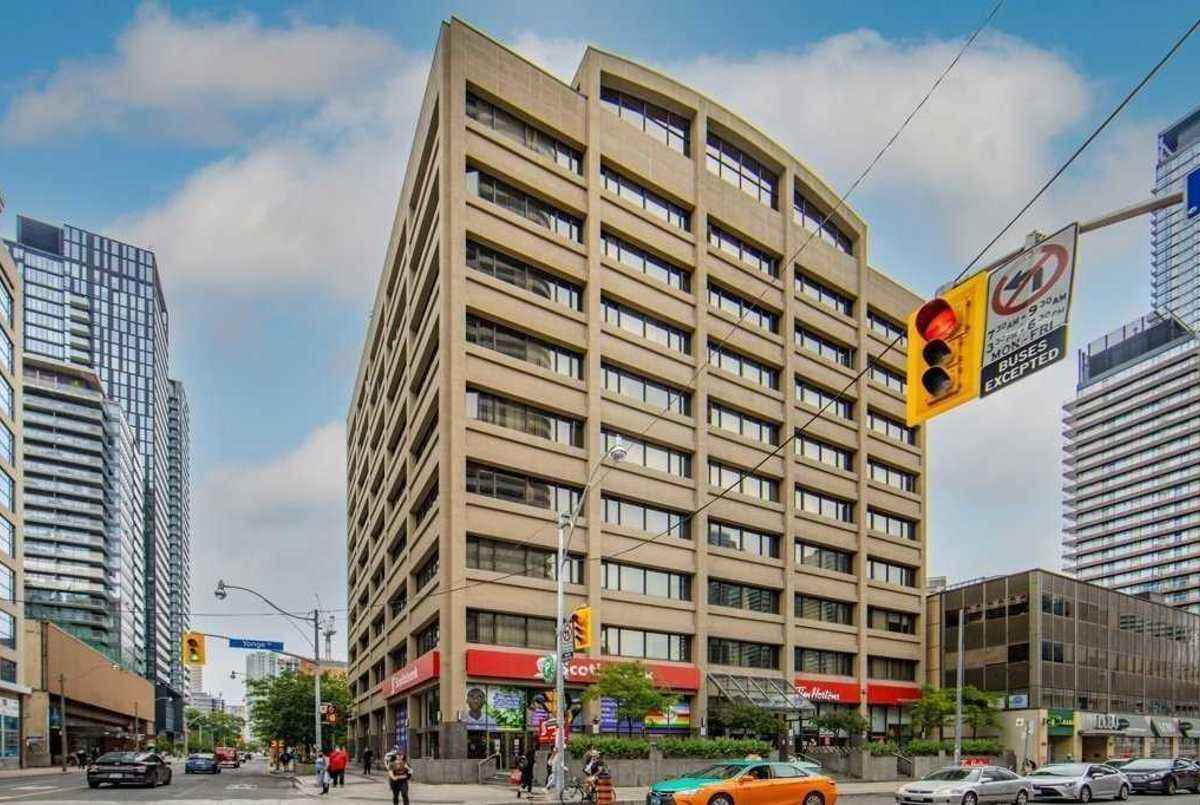 555 Yonge St Toronto AGENT ON DUTY
