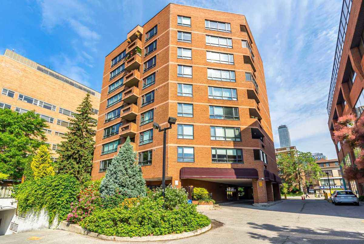 55 Wellesley St E Toronto AGENT ON DUTY