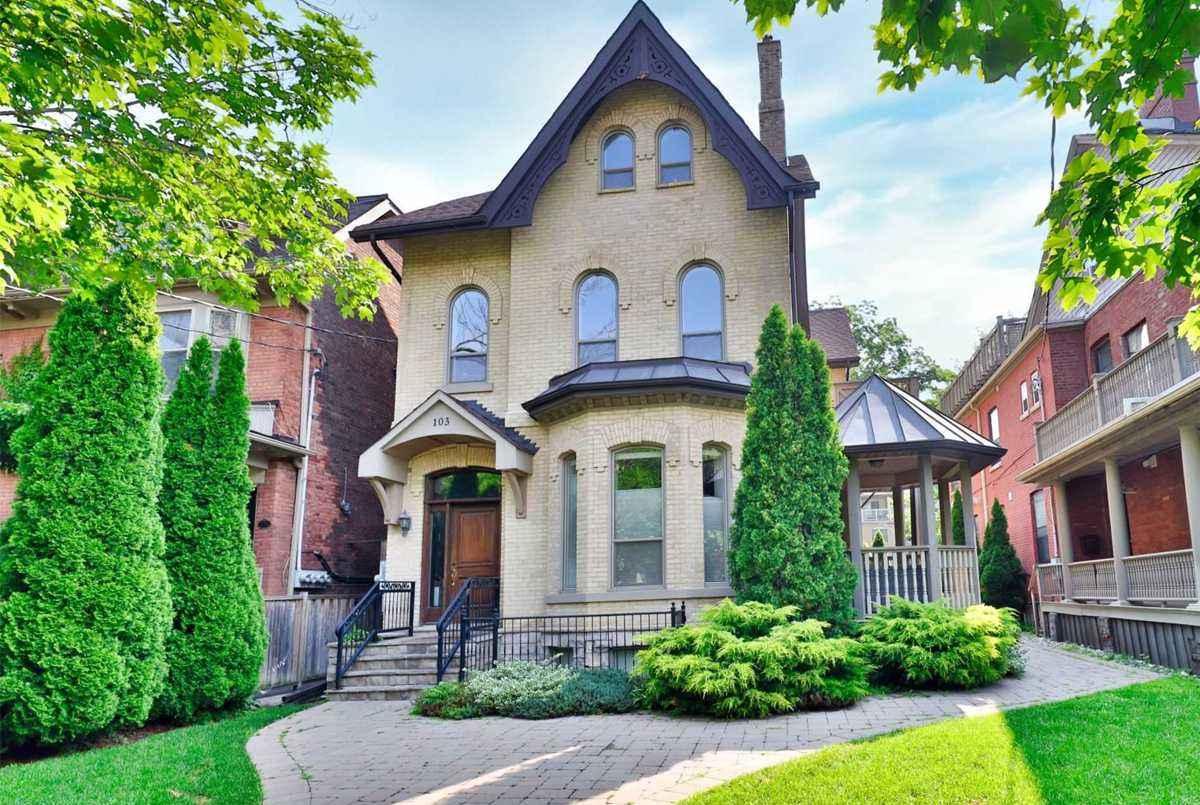 103 Pembroke St Toronto AGENT ON DUTY