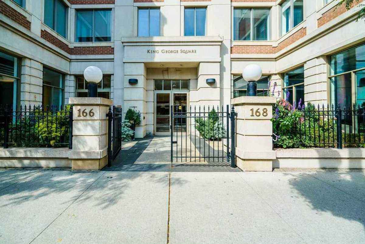 168 King St E Toronto AGENT ON DUTY
