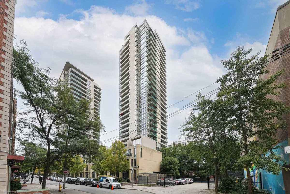 281 Mutual St Toronto AGENT ON DUTY