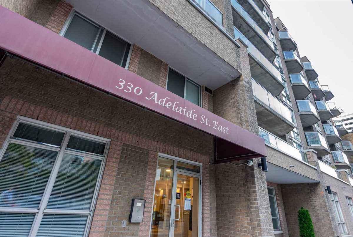 330 Adelaide St E Toronto AGENT ON DUTY