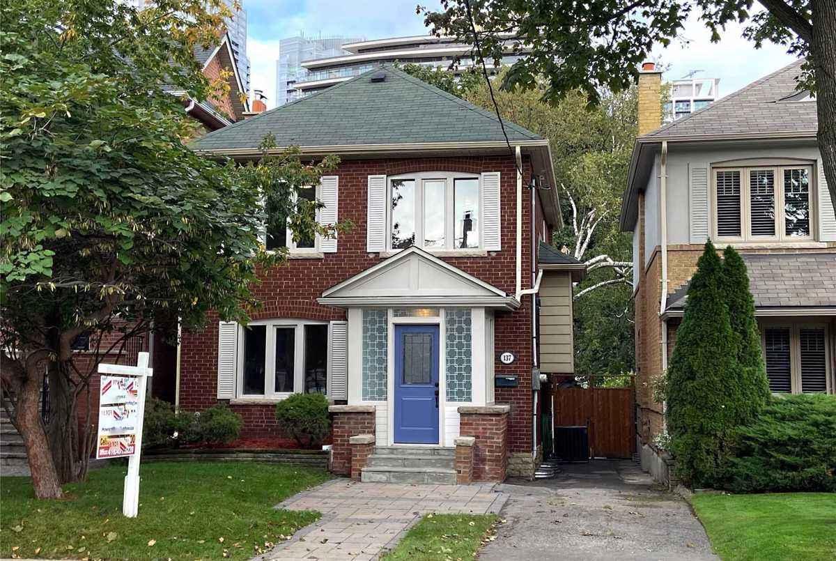 137 Colin Ave Toronto Marco Momeni King of Condos