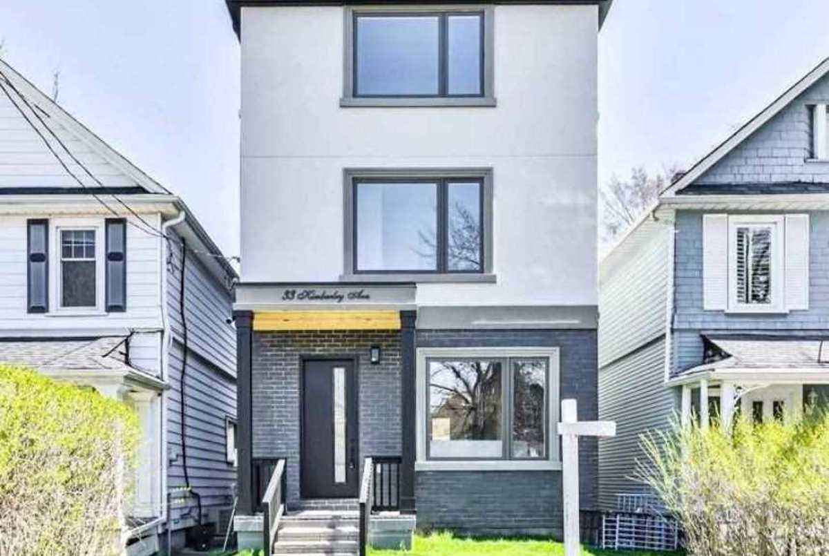33 Kimberley Ave Toronto Cori Endrody