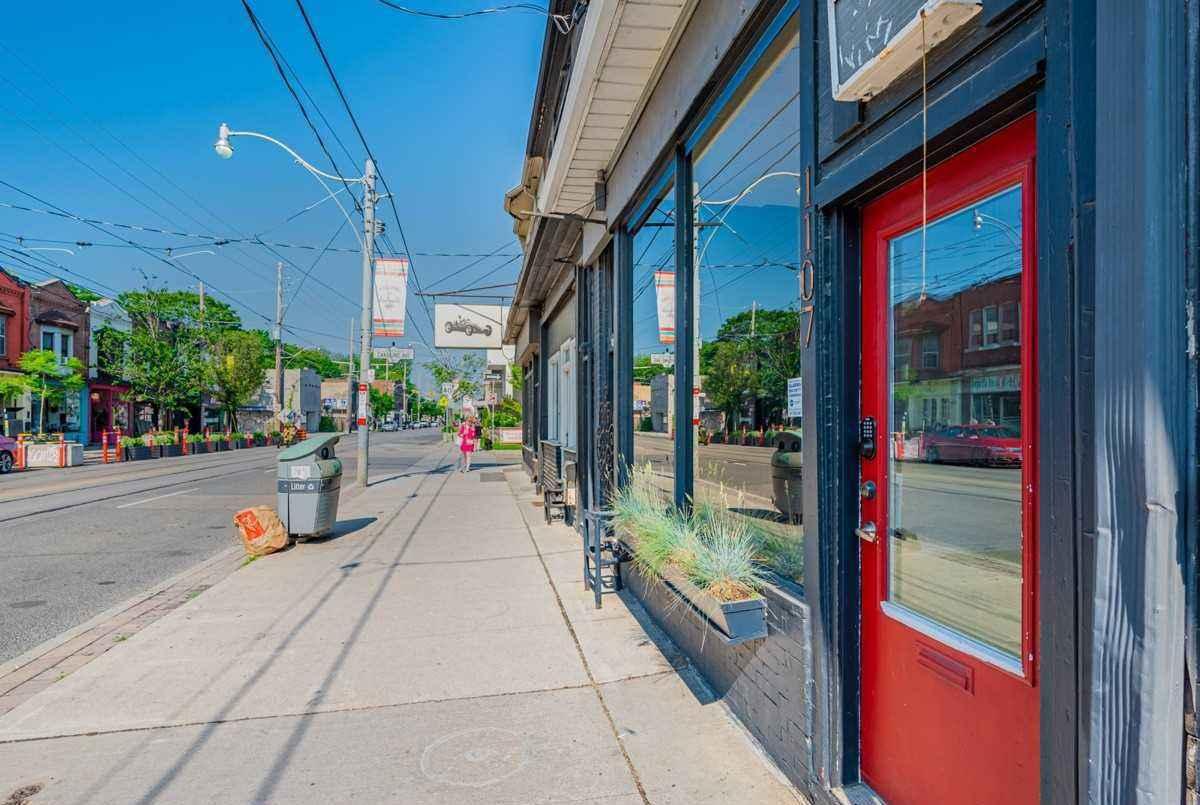1107 Queen St E Toronto Cori Endrody
