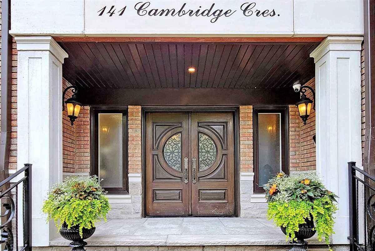 141 Cambridge Cres Richmond Hill Marco Momeni