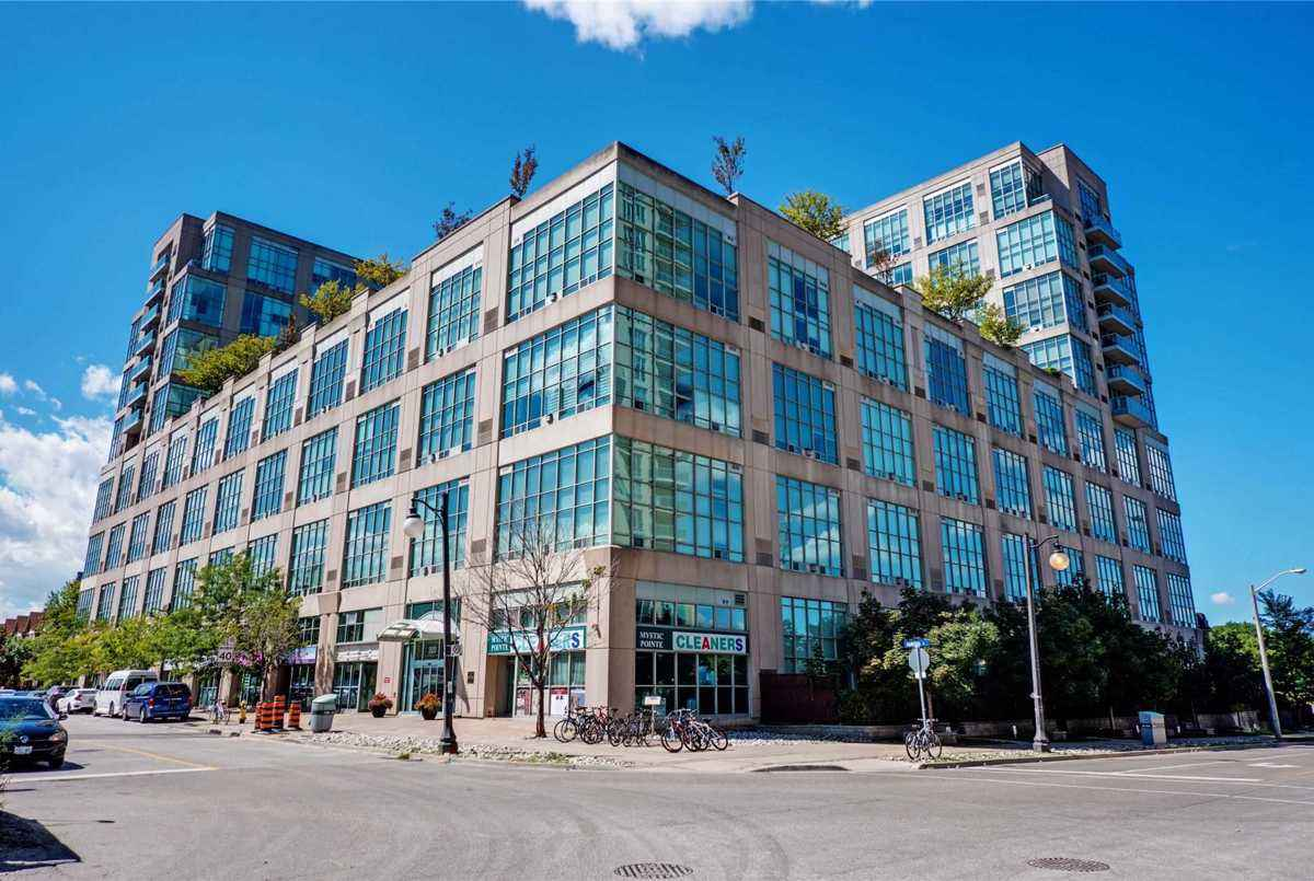 300 Manitoba St Toronto AGENT ON DUTY